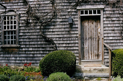 Nantucket Doorway