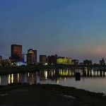 Dayton, Ohio Skyline