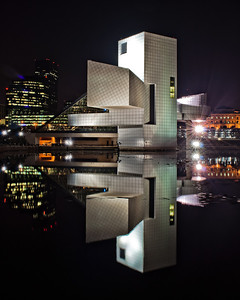 Rock Hall Reflection