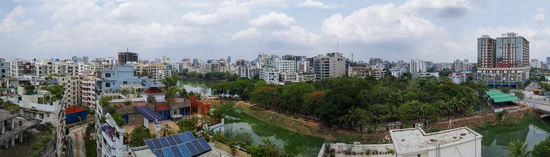 Gulshan 1 Panorama, Dhaka