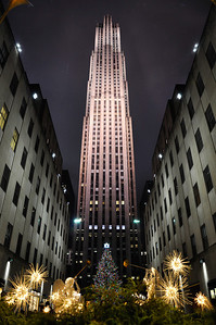 Christmas at The Rockefeller
