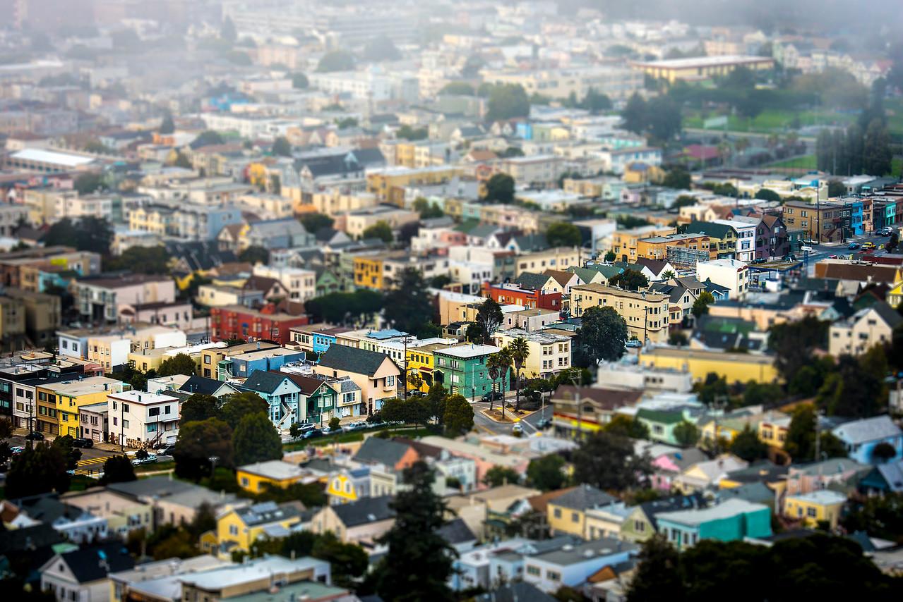 there goes the neighborhood | san francisco