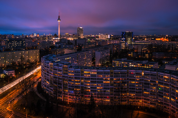 Berlin Curves