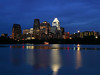 """Austin Texas - Early Evening Reflection <BR><BR>Want to buy a print of this image?  Click <a href=""""http://www.langfordphotography.com/For-Sale/Cityscapes/295655_R5p5KF"""">Here</a>!"""