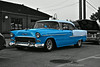 Chevrolet Bel Air 1955 Blue