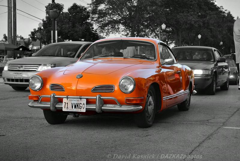Volkswagen Kharman Ghia
