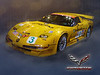 Corvette Racing Machine