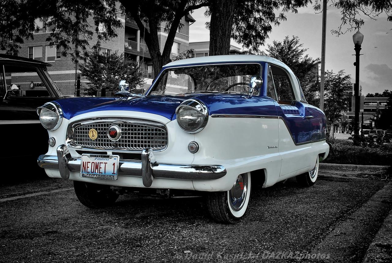 Nash Metropolitan 1957