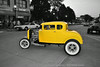 Ford Roadster - Yellow