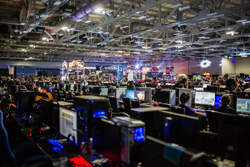 Photo: Robert Paul / DreamHack