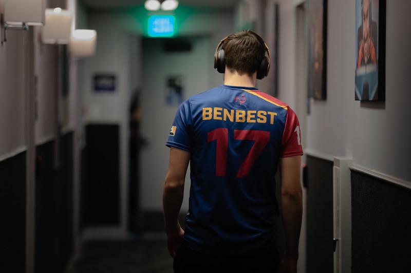 "Benjamin ""BenBest"" Dieulafait"
