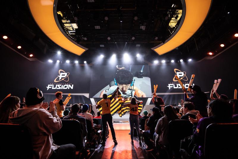 Philadelphia Fusion wins
