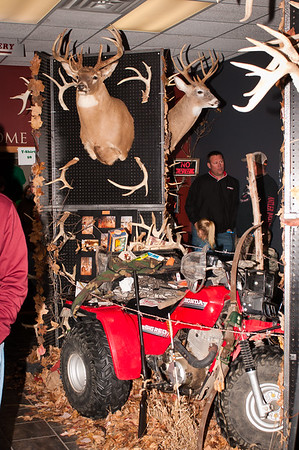 2015 Deer Expo At Pittsfield Assembly