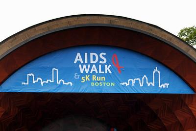 AIDS Walk Boston 2012