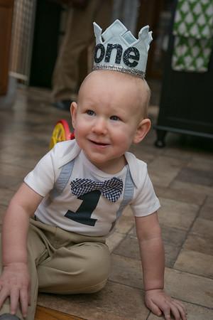 Henry's 1st Birthday