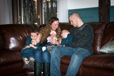 Chauvette Family