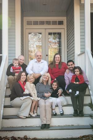 Torres Family Christmas 2015
