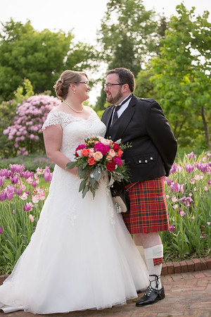 Meghan & Jonas | Tower Hill Botanical Garden, MA