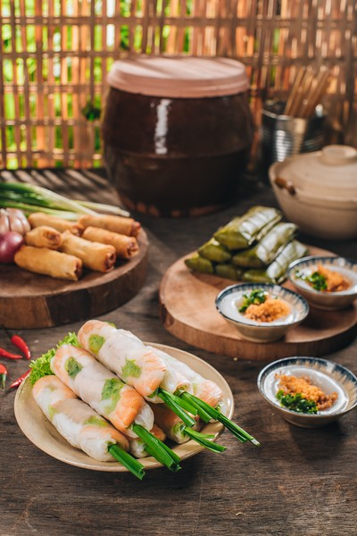 Co Ba Vung Tau Vietnamese Restaurant Photography & Styling By Rustokitchen