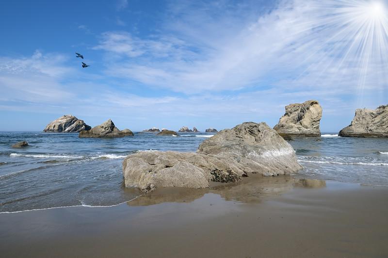 Sea Stacks