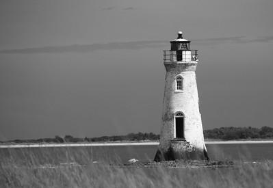 Cockspur Lighthouse, Ft. Pukaski, GA