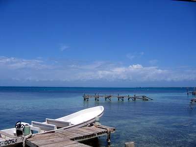 Blue Waters of Belize