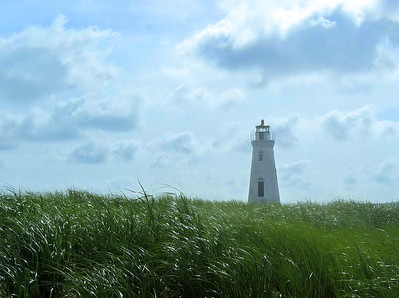 Cockspur Lighthouse Lowtide Ft Pulaski GA