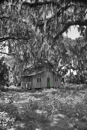 The Green Door Ossabaw Island GA