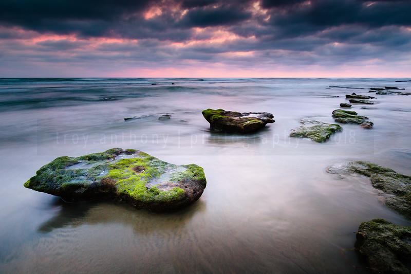 OCEANS FOOTPRINTS