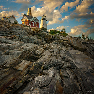 Pemaquid Point Lighouse