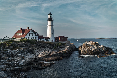 Portland Head Light #1