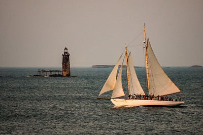 Sunset Cruise - Portland , ME