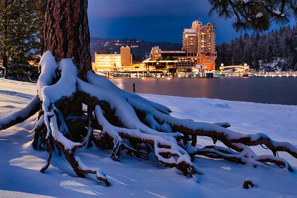 ~Coeur D Alene Idaho and the Surrounding area~