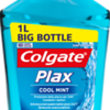 630899	COLGATE suuvesi Cool Mint (sinine) 1000ml	6*1000ml	8718951112742