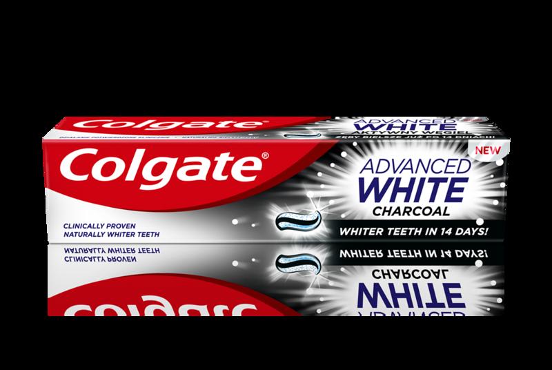 6018899COLGATE hambapasta Advanced White Charcoal 100ml12*100ml8718951278851