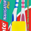 605999COLGATE hambahari Navigator Medium 2-pakk12*2tk5900273113344