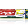 613899	COLGATE hambapasta Total Deep Clean 75ml	12*75ml	8718951071322