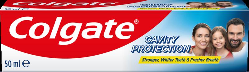 603299COLGATE hambapasta Cavity Protection 50ml12*50ml7891528028941