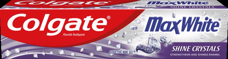 607999COLGATE hambapasta Max White Shine 125ml12*125ml8714789724560