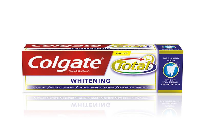 613499COLGATE hambapasta Total Whitening 75ml12*75ml8714789423166