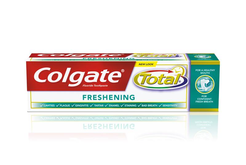 614599COLGATE hambapasta Total Freshening 75ml12*75ml8714789900070