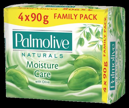 609899PALMOLIVE tükiseep Naturals Olive Milk 90g 4-pakk18*(4*90g)8693495034029