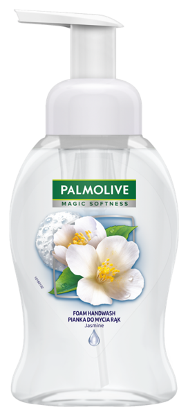 638699	PALMOLIVE vahuseep Magic Softness Jasmine 250ml	12*250ml	8714789933665