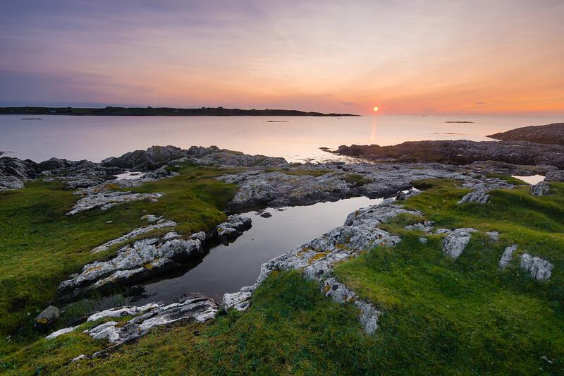 Sundown, Vaul Bay