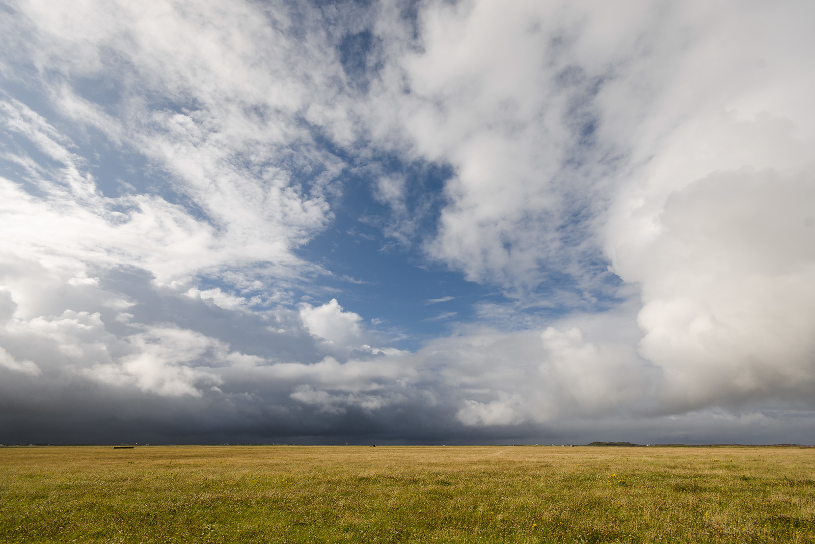 Tiree Skies