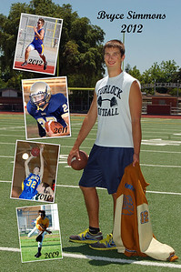Graduation sports collage copy