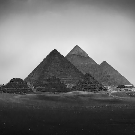 The Lost Piramids<br /> Giza, Egypt