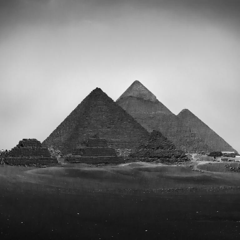 The Lost Piramids Giza, Egypt