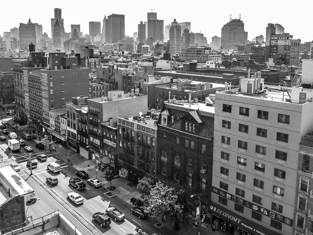 Layers of New York, NY NYC, USA