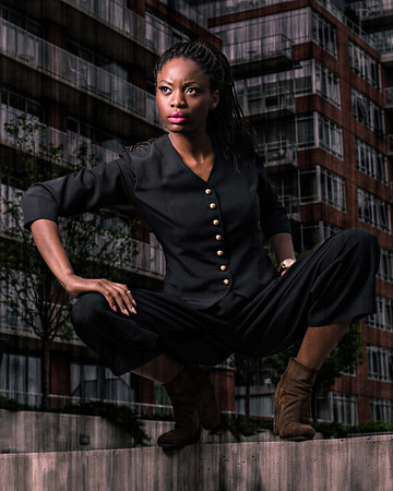 'Gritty' Fashion with Alex Breault Photography  Ottawa, Canada